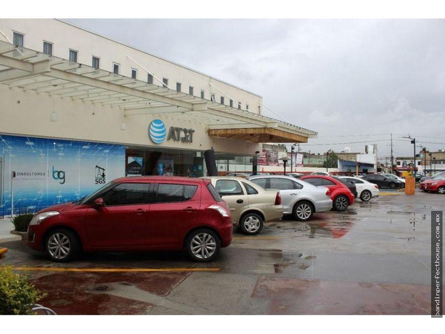local comercial o de oficinas plaza ceboruco metepec