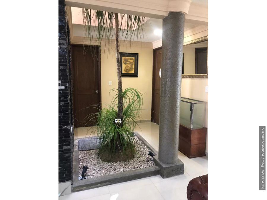 residencia en venta villas san roman metepec