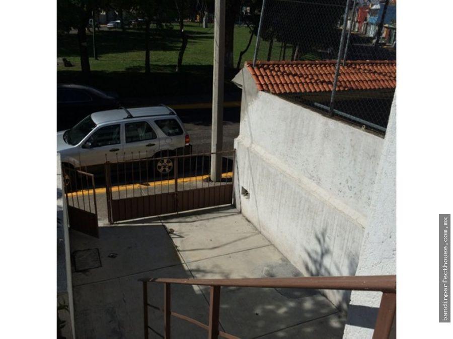 departamento amueblado en renta la crespa toluca