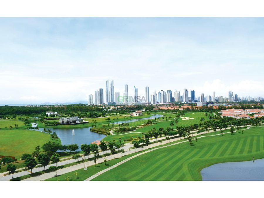 la vista lujoso apto en santa maria golf country club venta