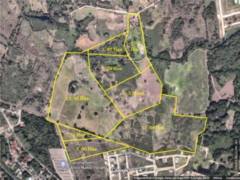 terreno de 271 hectareas en nuevo vallarta