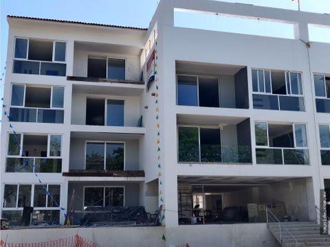 nuevos condominios en fluvial vallarta con alberca