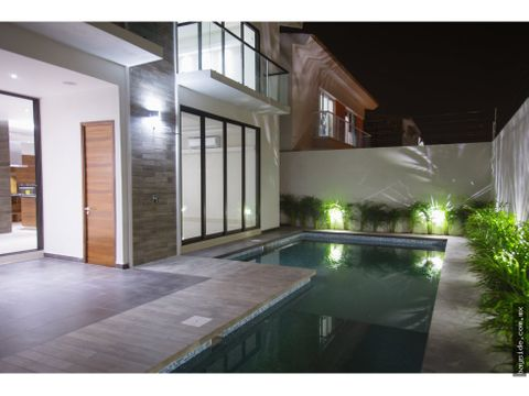 new home for sale in fluvial vallarta project