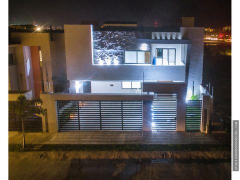 casa nueva en fluvial proyecto personalizado