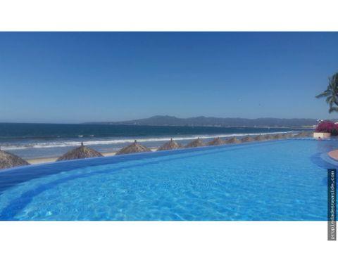 condominio ocean terrace frente al mar