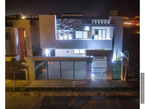 brand new house fluvial vallarta custom home