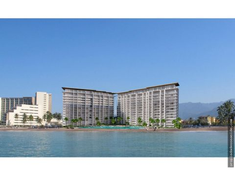 harbor 171 condominio frente al oceano en vallarta
