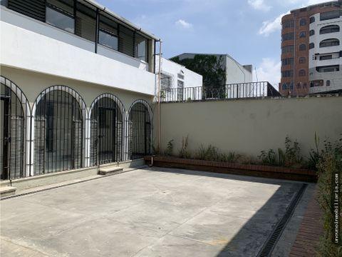 casa para oficinas a puerta cerrada en alquiler zona 13