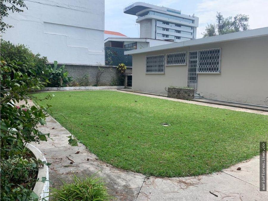 propiedad para desarrollo o oficinas centrales en venta