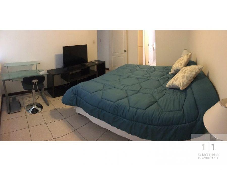 apartamento amueblado de 2 habitaciones en alquiler en zona 14