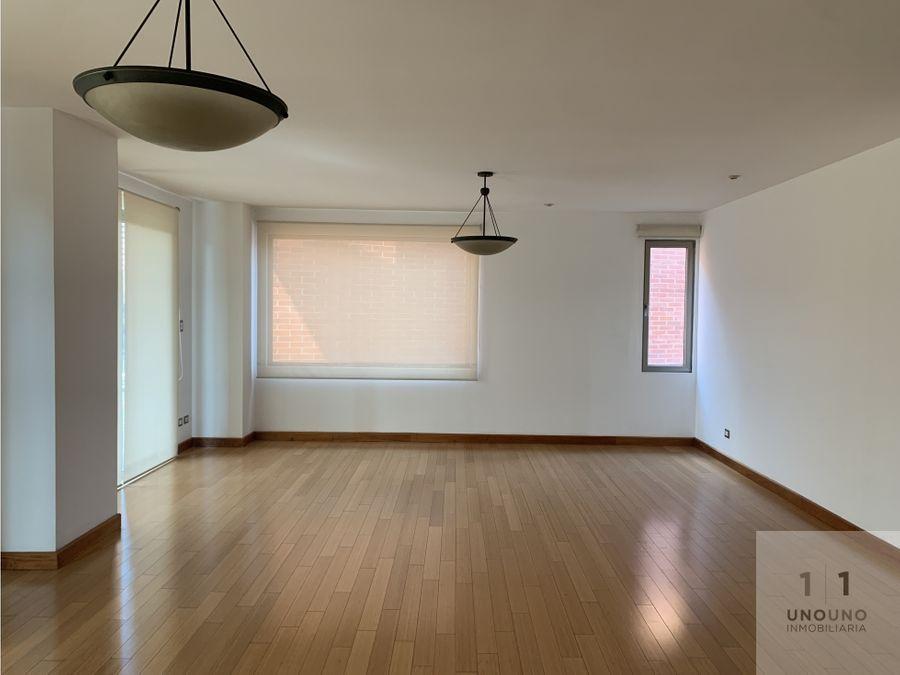 apartamento en alquiler de 3 habitaciones en zona 14