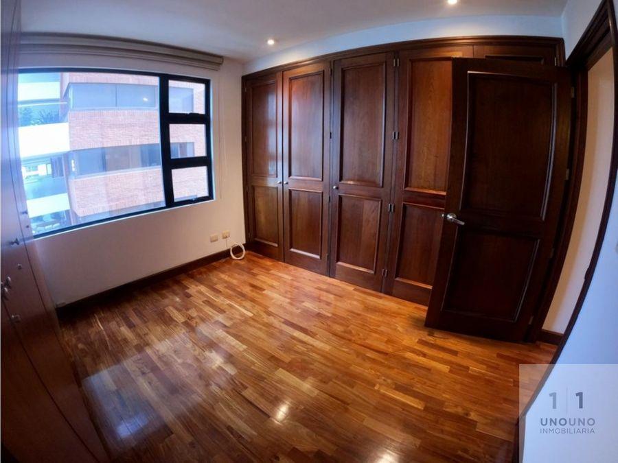 apartamento en alquiler de 2 habitaciones en zona 14