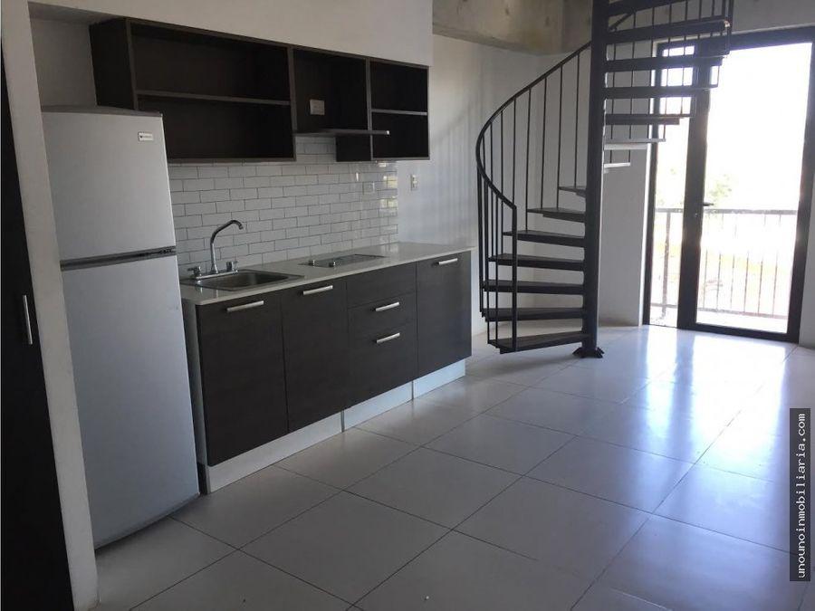 apartamento en alquiler o venta en rue3 zona 4