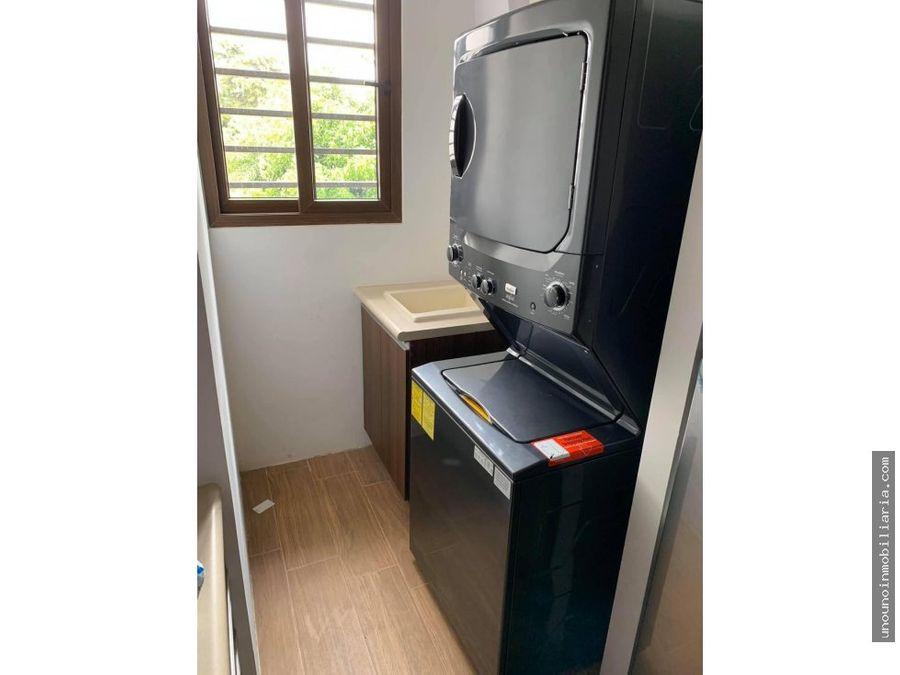 apartamento en alquiler en garces de la villa zona 14