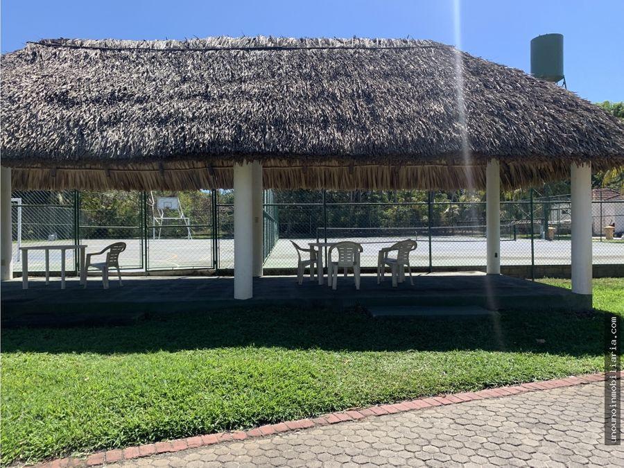 casa en venta en las cupulas puerto de san jose