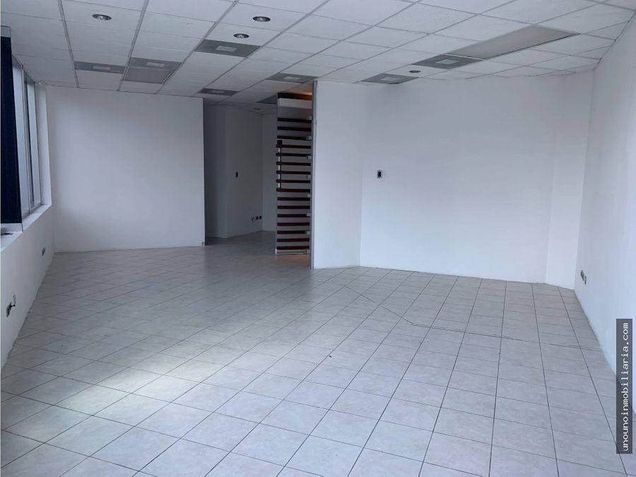 oficina en alquiler en zona pradera zona 10