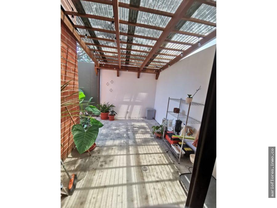 apartamento en primer nivel en zona 15 vhi