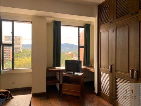 apartamento de 1 habitacion en alquiler en cantaclaro zona 14
