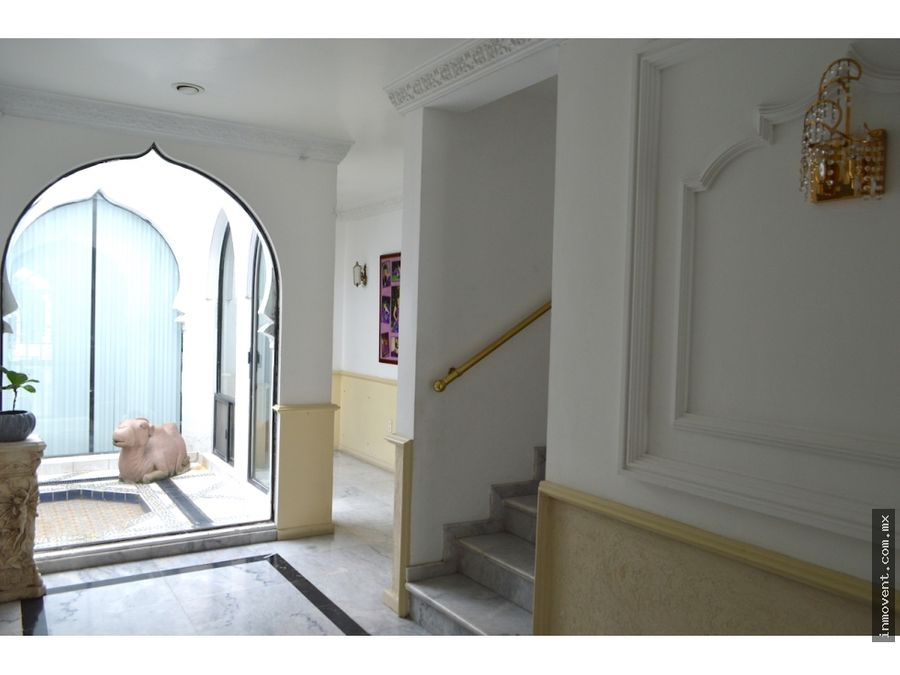 residencia tipo arabe en bugambilias
