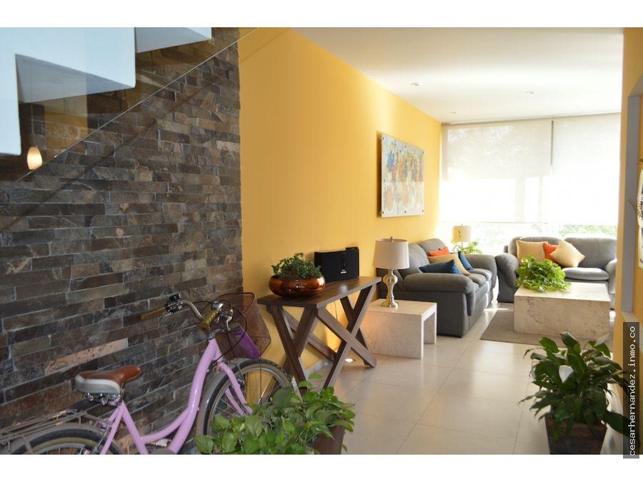 casa con roof garden bosques vallarta