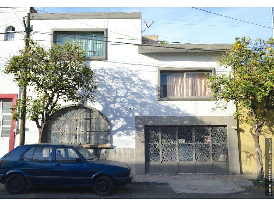 casa en venta colonia moderna
