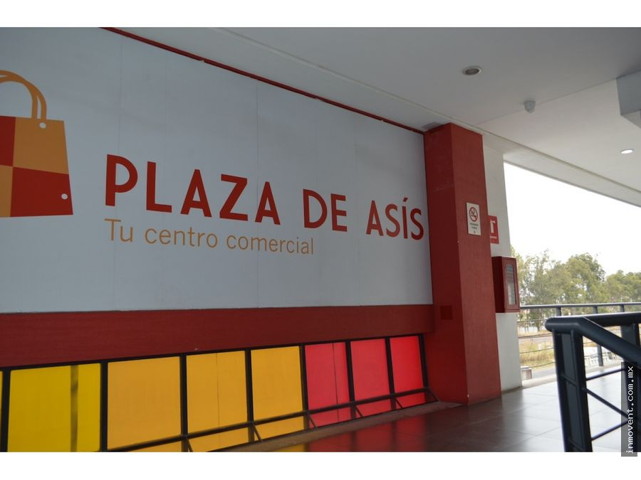 local en renta plaza de asis