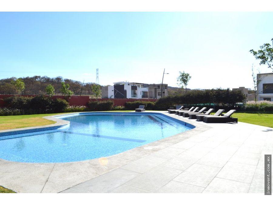 casa con roof garden altavista residencial