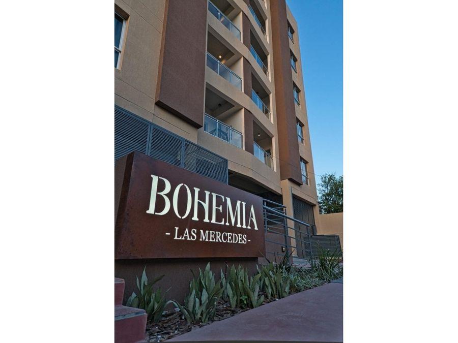 bohemia las mercedes departamento de dos habitaciones