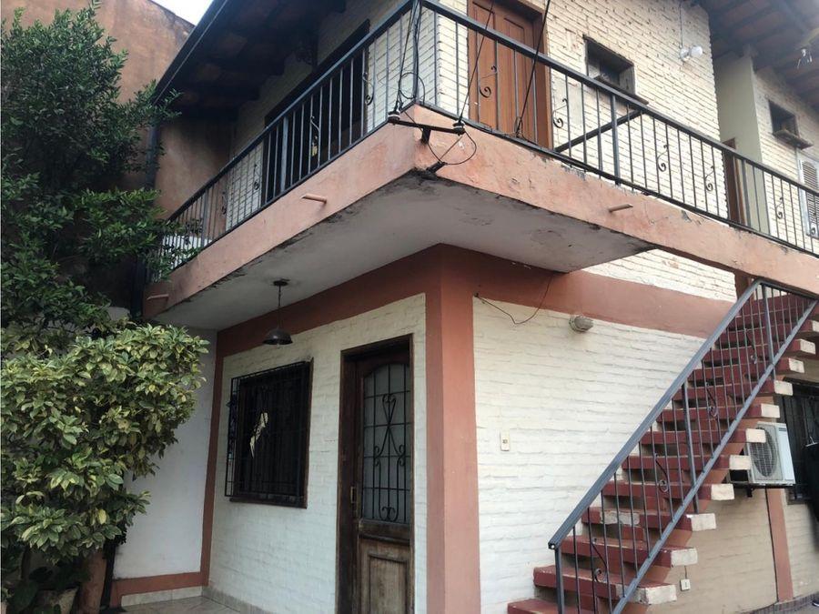 casa en asuncion barrio seminario
