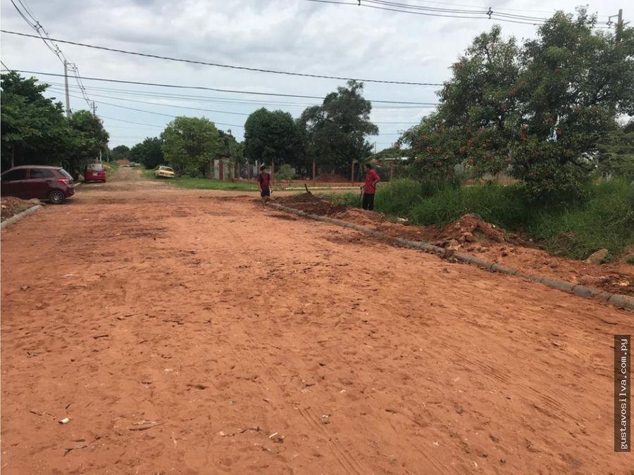 terreno en callei san lorenzo