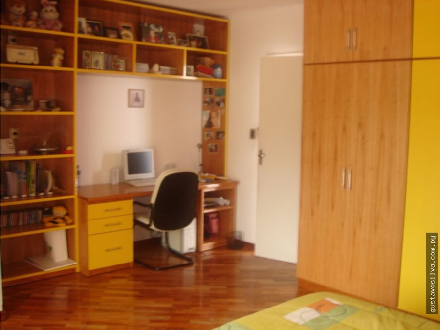 residencia en san lorenzo