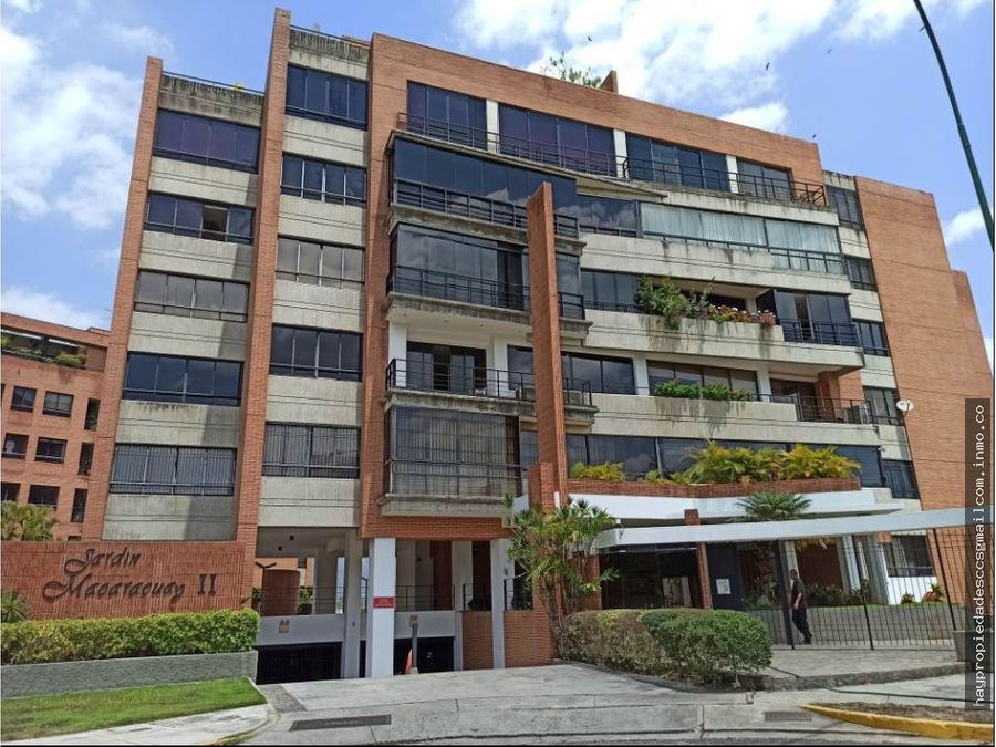 macaracuay apartamento pb 4h 4b 2p