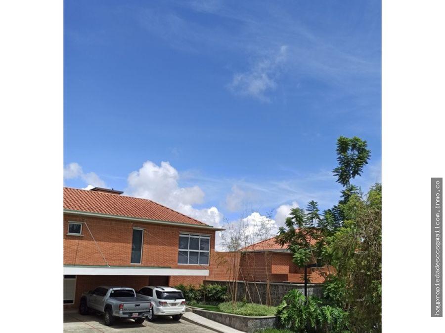 alto hatillo los balcones de anamigra 430 m2 5h5b4p
