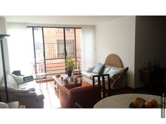 vendo espectacular apartamento en san patricio