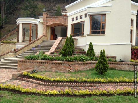 venta casa balcones de buena vista cajica
