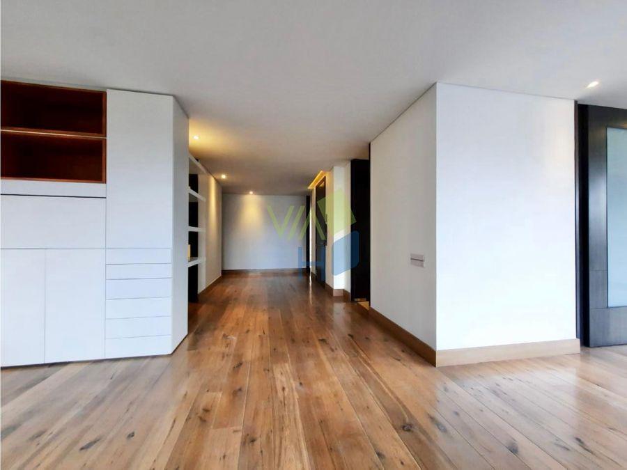apartamento en venta la cabrera
