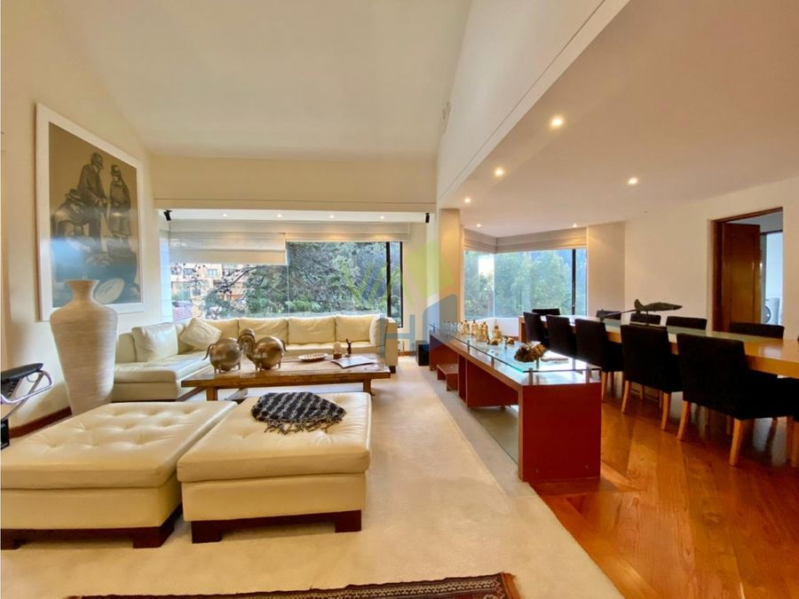 apartamento en venta bosque medina