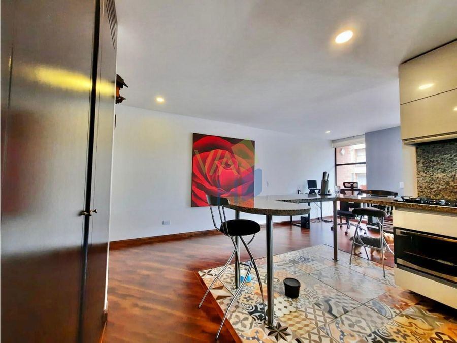 apartamento en venta santa bibiana