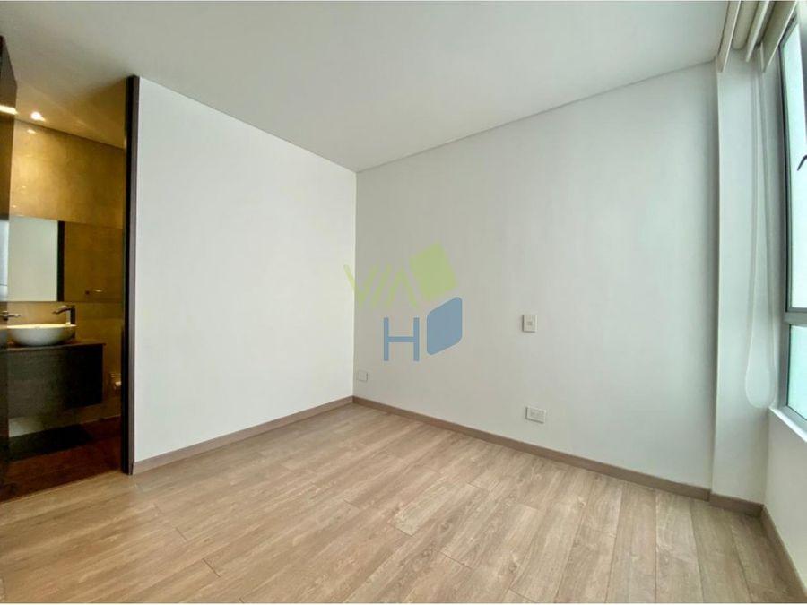 apartamento en venta santa barbara occidental