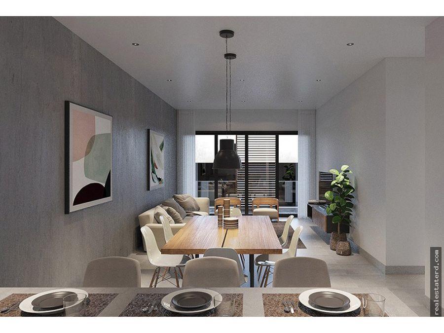 apartamento tipo b2 de 2 hab y cuarto de servicio en nuevo proyecto