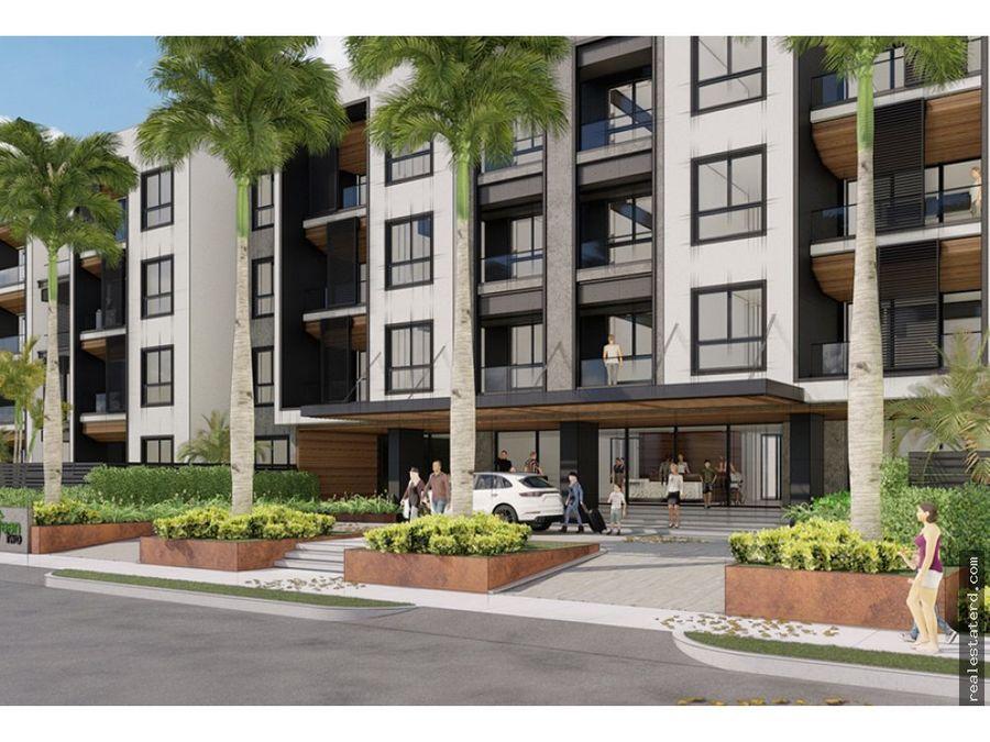 apartamento tipo c1 de 1 hab en construccion en nuevo proyecto