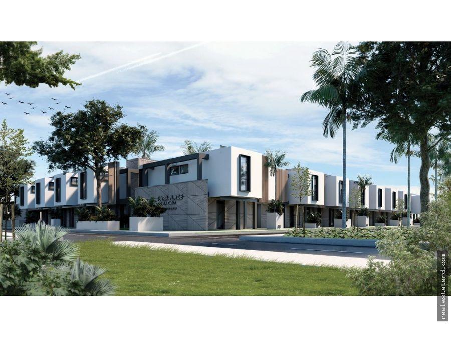 nueva villa tipo standart de 3 dormitorios en costa cana