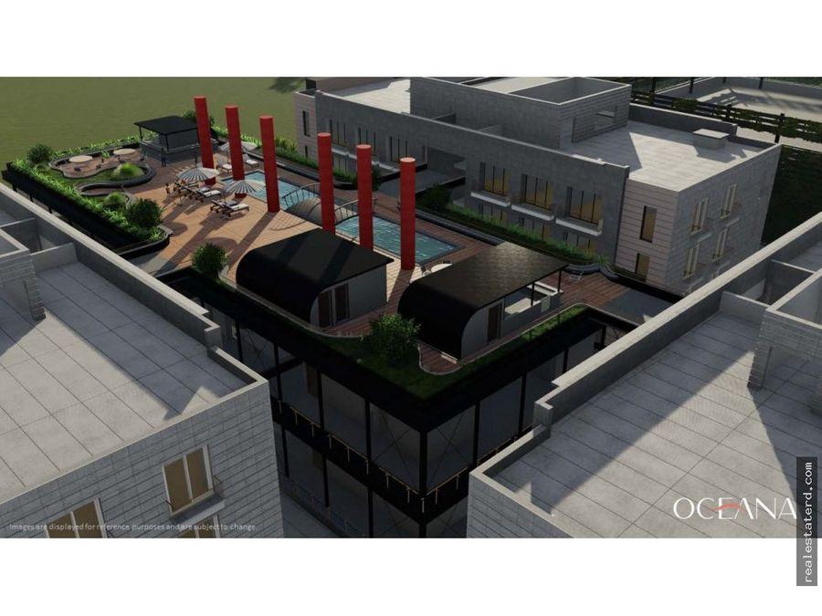 apartamento de 3 hab y terraza en techo en exclusivo proyecto oceana
