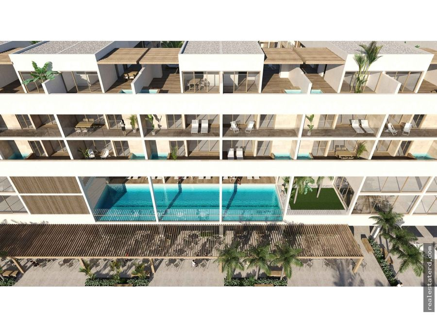 penthouse de 2 niveles y 3 hab cerca de la playa en gardenia