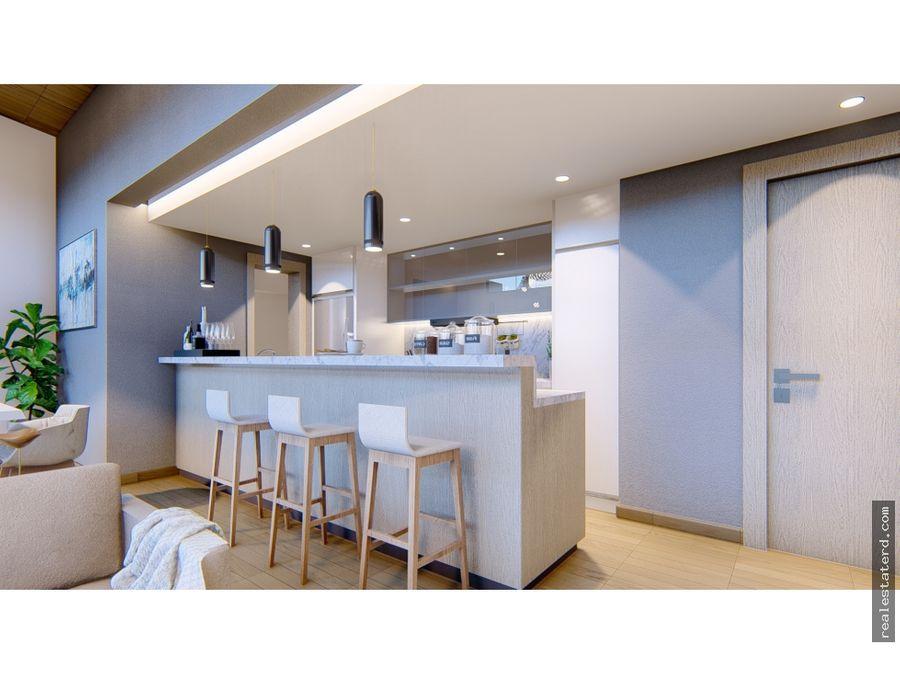nueva villa comfort de 2 dormitorios en costa cana