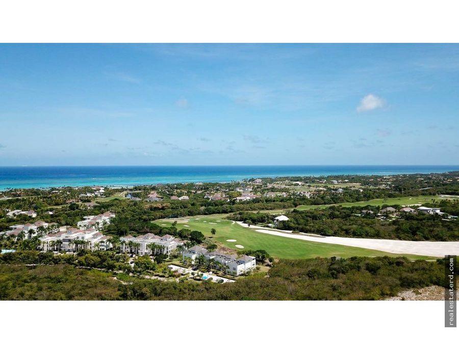 apartamento de 2 hab con vista al campo de golf en hacienda del mar