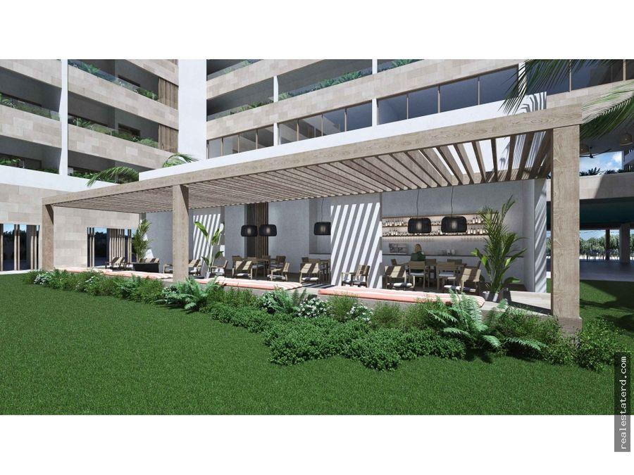 apartamento de 2 hab cerca de la playa en nuevo proyecto gardenia