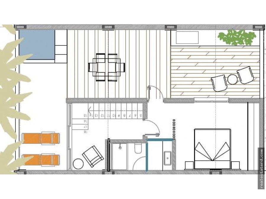 penthouse de 4 hab cerca de la playa proyecto gardenia