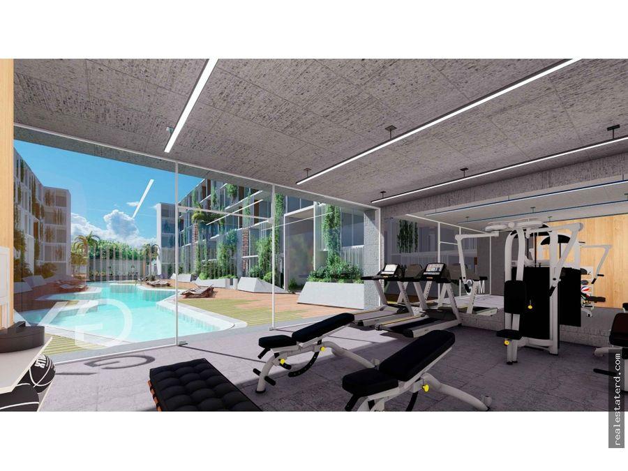nuevo apartamento de 3 hab tipo bbalcon en kasa punta cana residence