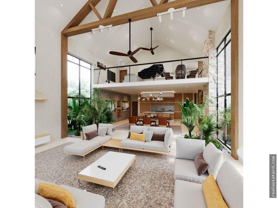 hermosa villa friesian tipo a de 4 hab en proyecto nuevo sabana